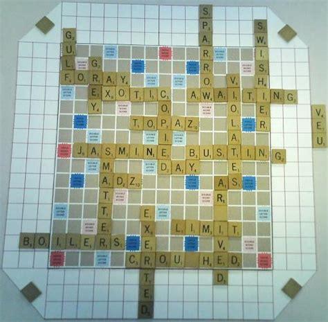 ut scrabble scrabble boards scrabble ii world s best scrabble boards