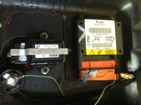 peugeot partner airbag wiring diagram efcaviation