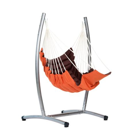 Support Pour Hamac Chaise by Set Support Chaise Hamac Orange