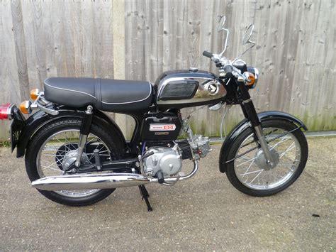 Honda Ersatzteile Motorrad by Restored Honda Cd90z 1970 Photographs At Classic Bikes