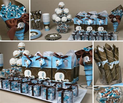 Ideas For Baby Boy Showers by Boy Baby Shower Decorations Favors Ideas