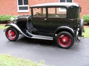 1930 model a ford tudor by b terry model a ford restoration