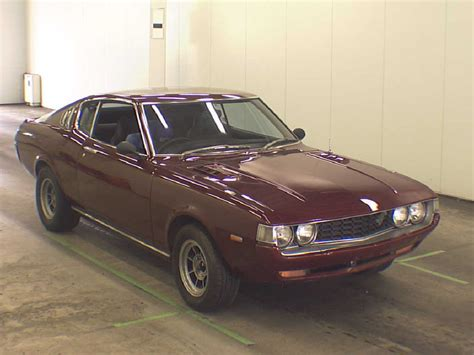 toyota celica the car that helped the japanese win over americans dyler japan car auction finds classic 1975 toyota celica japanese car auctions integrity exports