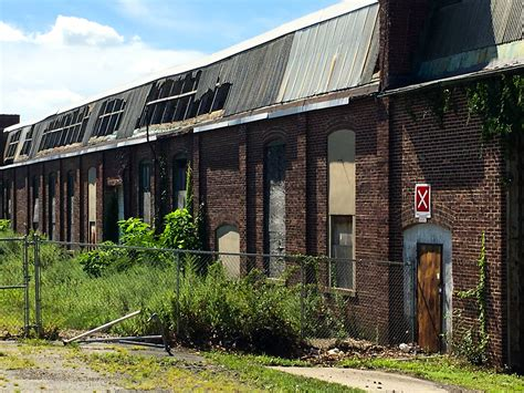 mill town milltown deconstruction begins of michelin factory on
