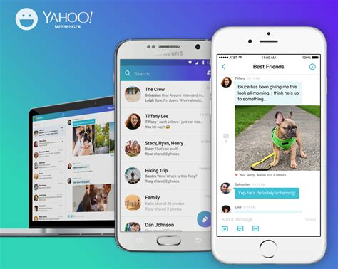 yahoo instant messenger for android yahoo has introduced new version of yahoo messenger logicum