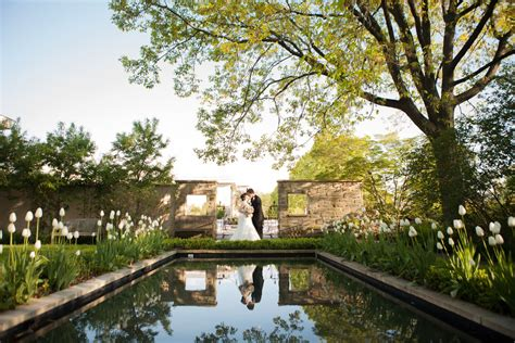 Cleveland Botanical Gardens Cleveland Outdoor Weddings Wedding Venue Banquet