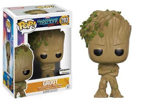 Funko Pop Groot Guardians Of The Galaxy funko pop reveals groot figure from guardians of the galaxy vol 2 geektyrant