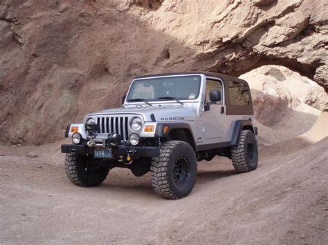 2005 Jeep Wrangler Rubicon 2005 Jeep Wrangler Pictures Cargurus