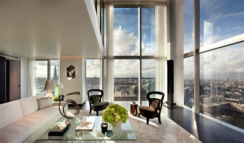 ten    londons luxury penthouses homes