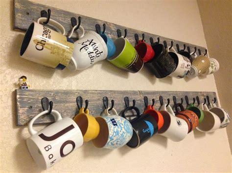 25  best ideas about Tea cup display on Pinterest   Coffee mug display, Rustic teacups and