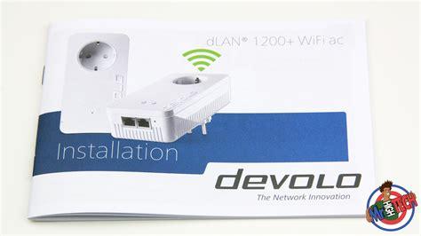 cpl devolo 1200 3751 devolo dlan 1200 test du kit starter wifi devolo et