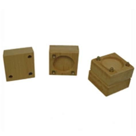 desk leg blocks to raise desk height set of 4 x 25mm