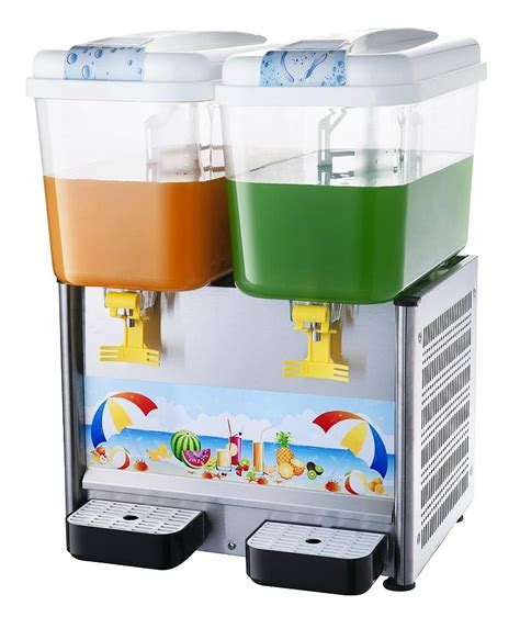 Juice Dispenser Machine juice dispenser ysp 18x2 space china manufacturer