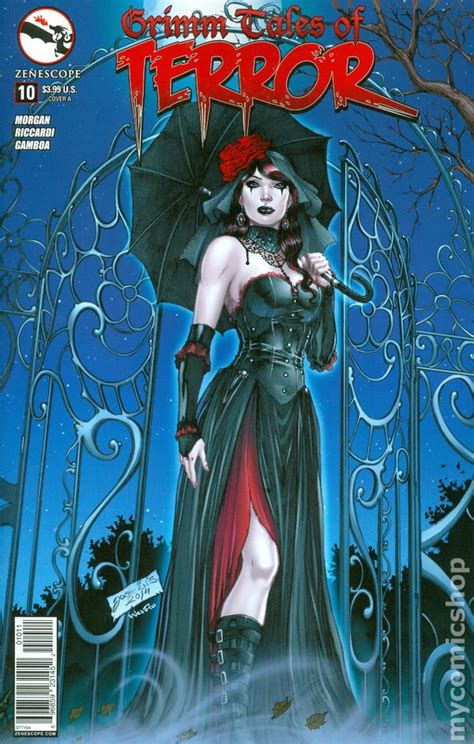 Tales Of Terror grimm tales of terror 2014 zenescope comic books