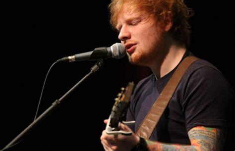 ed sheeran unplugged ed sheeran star 102 5