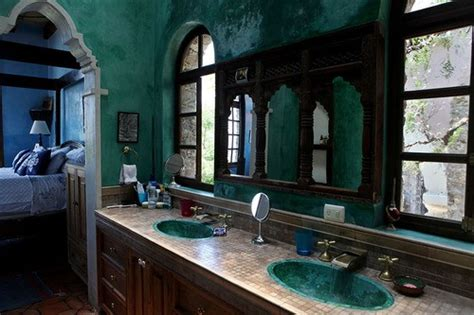 Teal Bathroom Ideas by Sisterbatik Teal To