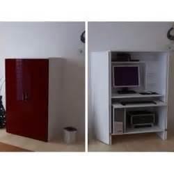 design bureau armoire informatique bureau meuble