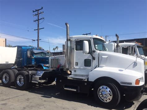 kenworth truck factory 1997 kenworth t600 factory daycab truck sales