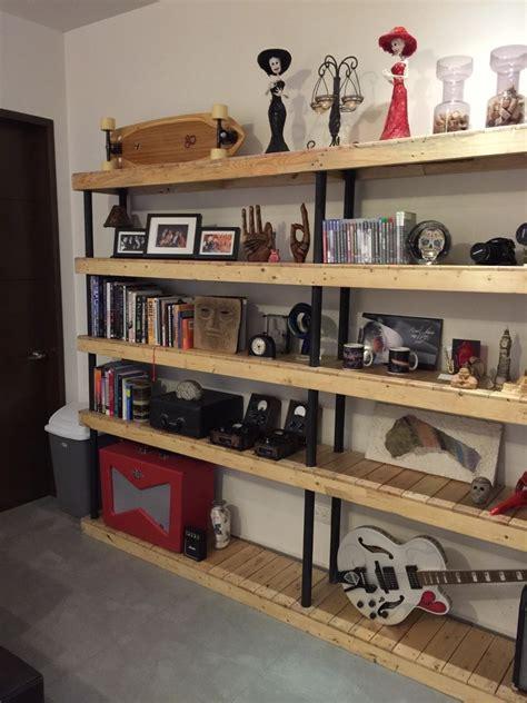 librero wiki librero con material reciclado librero de madera reciclada