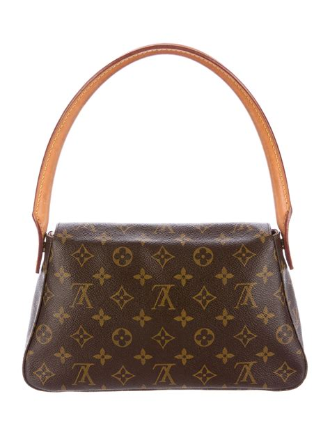 louis vuitton monogram mini looping bag handbags