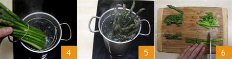 asparagi selvatici come cucinarli ricetta frittata con asparagi selvatici e speck la