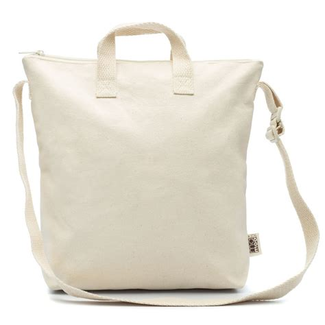 canvas zipper tote blank canvas kids zipper tote bag unprinted canvas kids