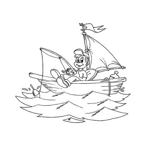 dessiner un bateau livre dessins gratuits 224 colorier coloriage bateau 224 imprimer