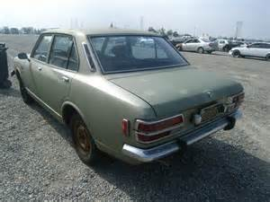 1971 Toyota Corona Rt830080336 Bidding Ended On 1971 Green Toyota Corona