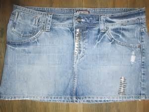 kali denim sz 13 juniors denim mini skirt blue jean mini