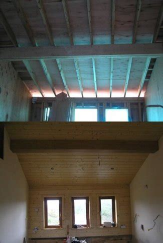 cut timber roof construction mac carpentry