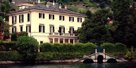 casa george clooney la villa di george clooney sul lago di como