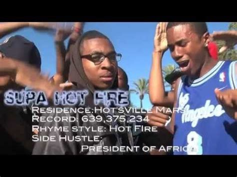 Supa Hot Fire Meme - supa hot fire quotes