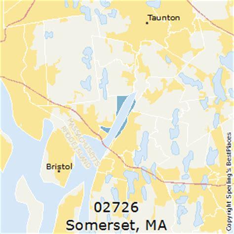 zip code map massachusetts best places to live in somerset zip 02726 massachusetts