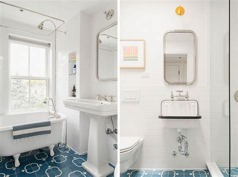bathroom tiles brooklyn cumberland st townhouse exquisite transformation retains