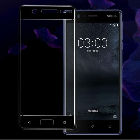 Imak Screen Guard Clear Nokia 6 imak amazing 2 5d screen protector for nokia 5 cover tempered glass for nokia 5 nokia5 dual