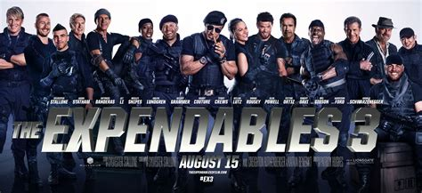 film bagus expendables 3 the expendables 3 trailer featuring sylvester stallone and