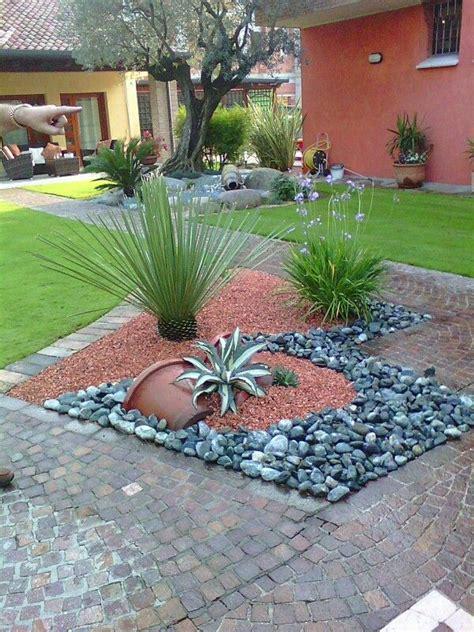 aiuola giardino fai da te 17 migliori idee su laghetti da giardino su