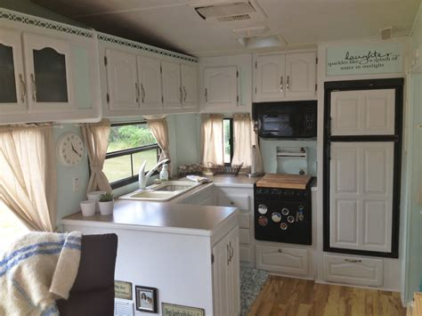 renovated rv renovating our 5th wheel cer a diy follow the high
