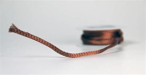 Braid Copper flat copper braid supplier
