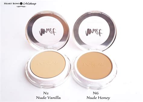 Harga L Oreal Mat Magique Foundation loreal mat magique two way cake powder n2 vanilla