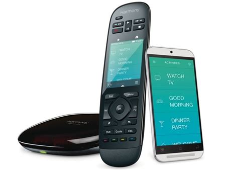 logitech harmony home automation range expanded with new