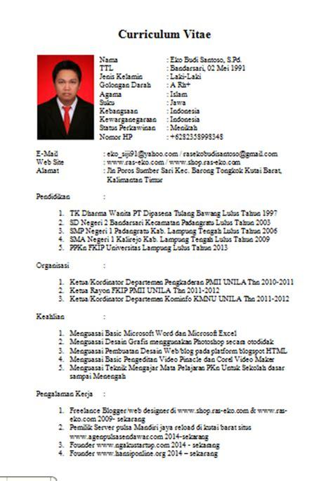 contoh surat di indonesia mencari contoh contoh surat