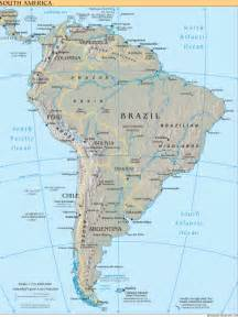 south america map geography and maps of south america south america schools at look4