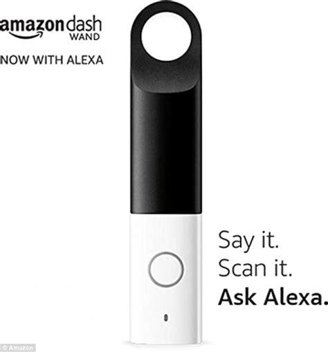 amazon household amazon launches 20 magic wand scans goods to buy