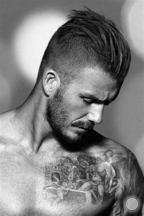 Beckhams Hairstyle by David Beckham S Hair Style Beckham Ink