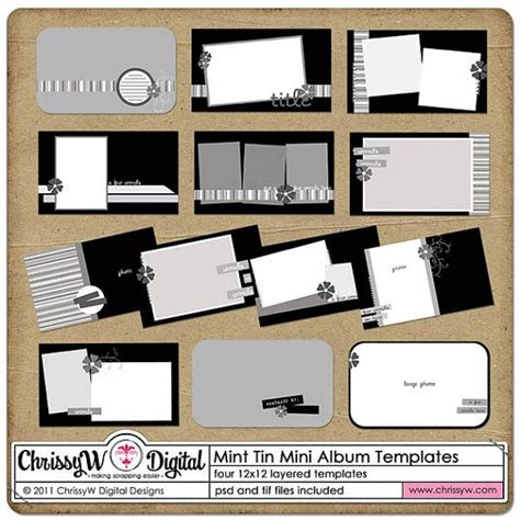 41 Best Images About Photo Book Quickpages Albums On Pinterest Baby Album Accordion Book And Mini Scrapbook Album Template