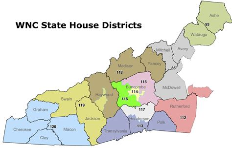 state house district documents reveal financial professional ties of wnc state legislators and challengers