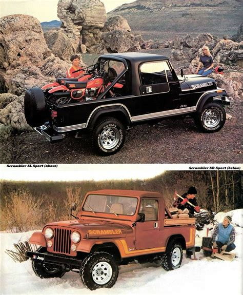 jeep scrambler 1982 742 best images about old jeeps on pinterest jeep willys
