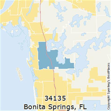 zip code map estero fl best places to live in bonita springs zip 34135 florida