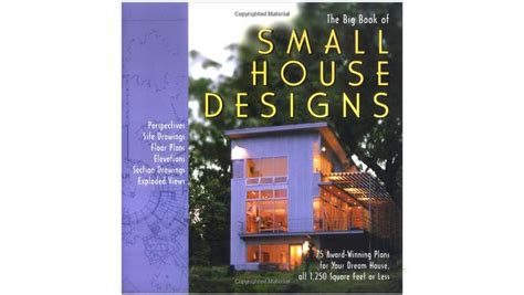 top 5 best tiny house floor plan books heavy
